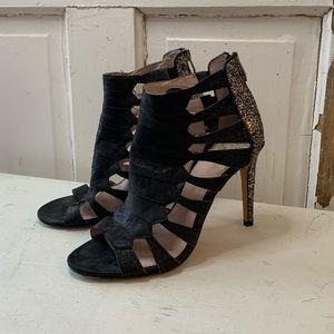 Vince Camuto gladiator heels Size 7.5